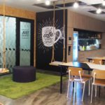 Coworking Spaces at JustCo, 6 Raffles Quay Building