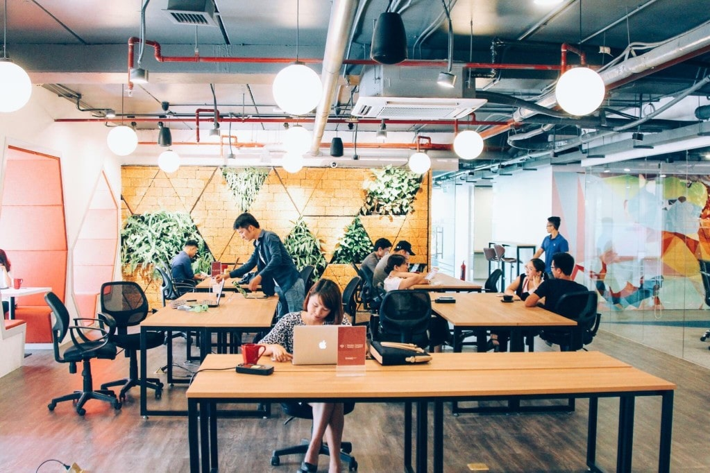why flexible offices is well suited for Singapore's office culture