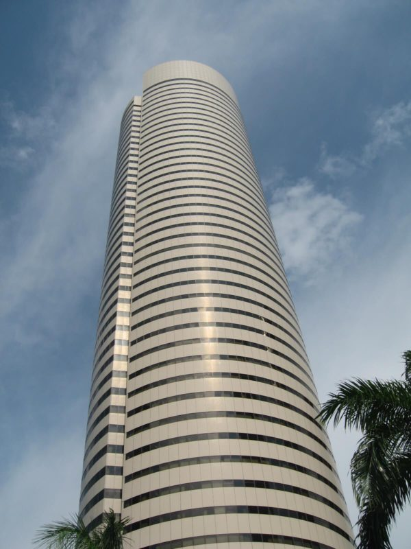 temasek tower on anson road singapore