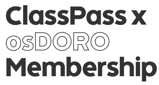 class pass x osdoro membnership and gym pass in Singapore