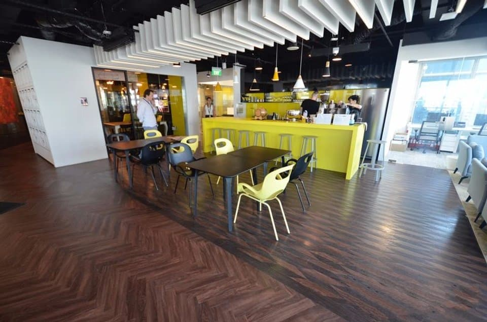 The Work Project Coworking Spaces for Rent in Singapore