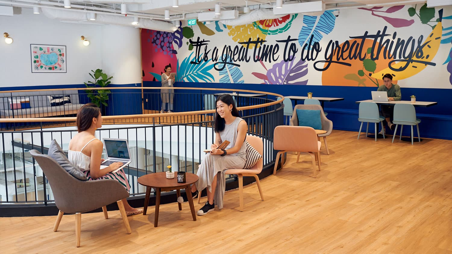 justco singapore coworking and office rentals