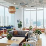 wework hot desk and coworking spaces in Singapore