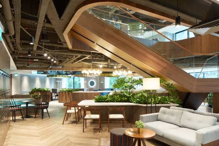 coworking spaces distrii rental in singapore