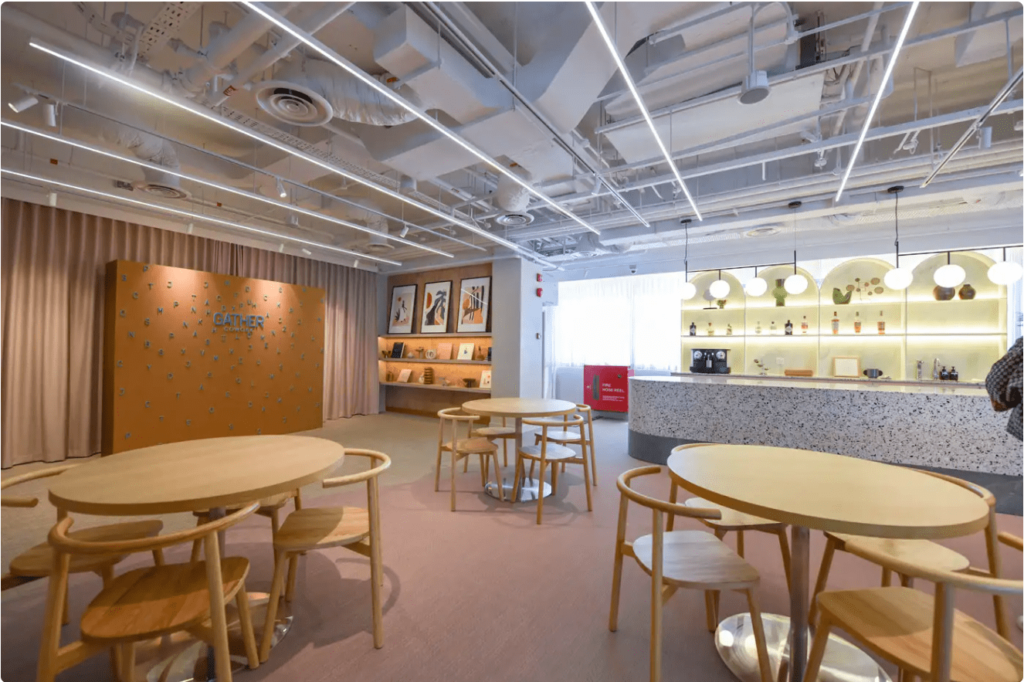 Gather Singapore's best coworking spaces