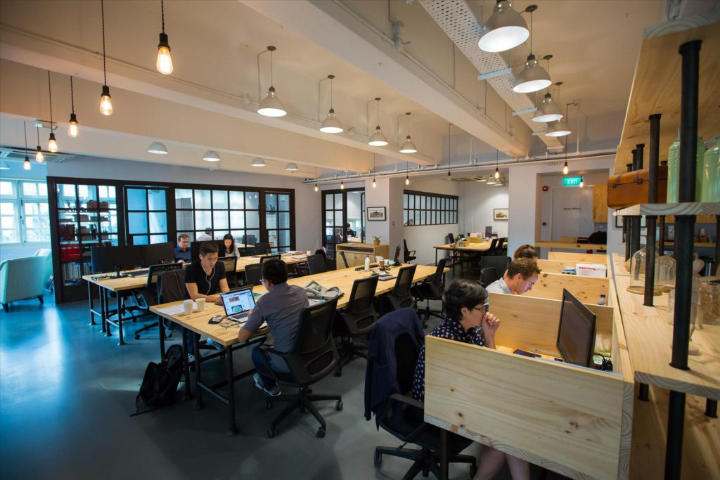 The Hive Singapore's best coworking spaces